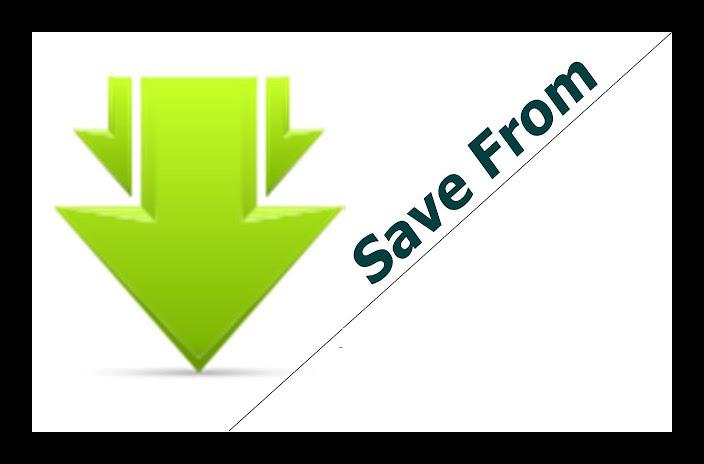 Картинка Расширение SaveFrom.net