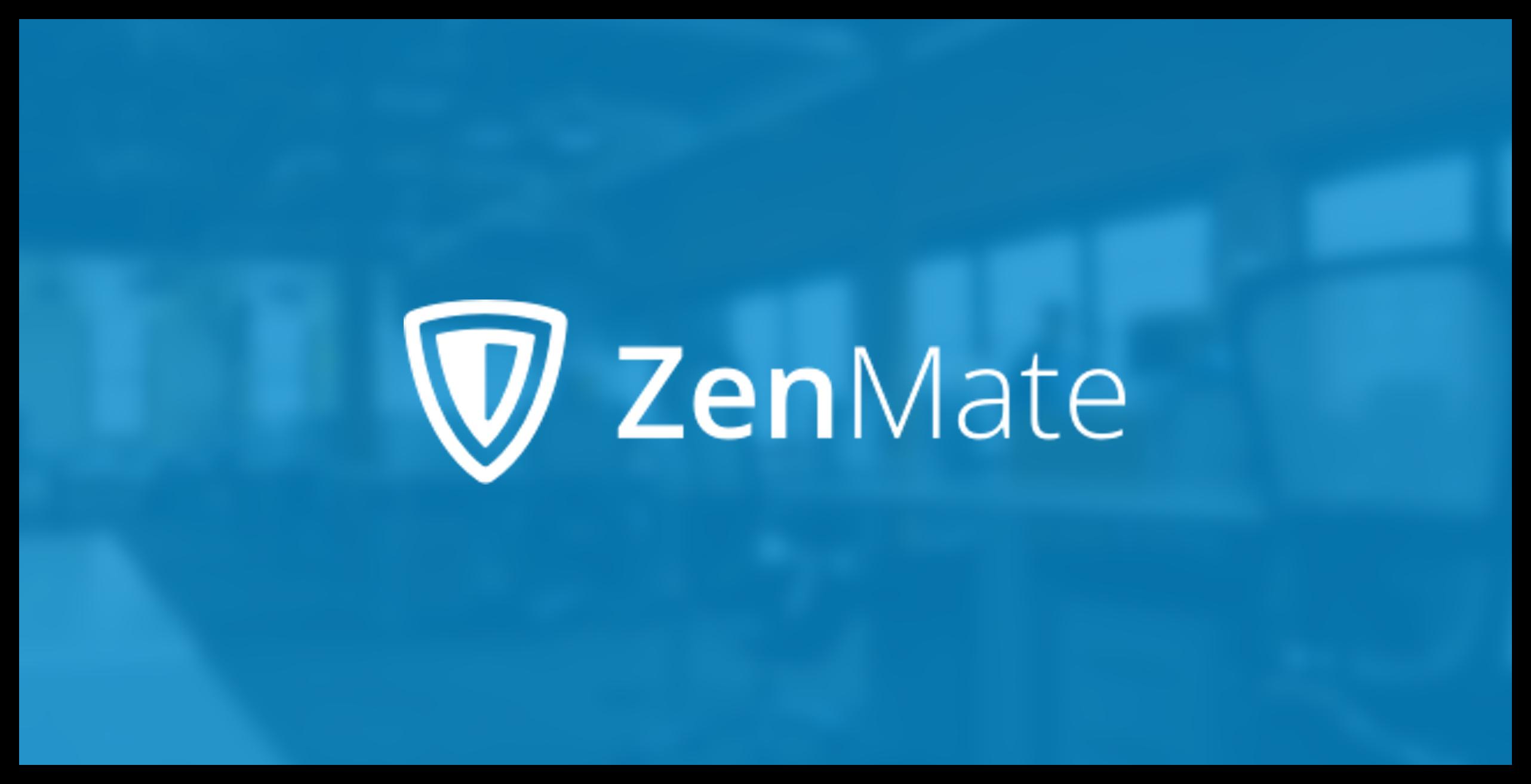 Картинка Расширение ZenMate VPN для Яндекс.Браузера