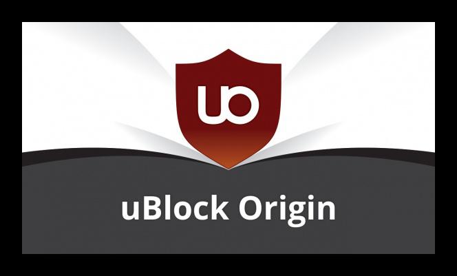 Картинка Расширение uBlock Origin