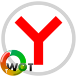 Web of Trust для Яндекс.Браузера
