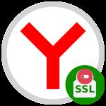 Как отключить проверку сертификатов в Яндекс.Браузере