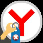 Как отключить запоминание паролей в Яндекс.Браузере