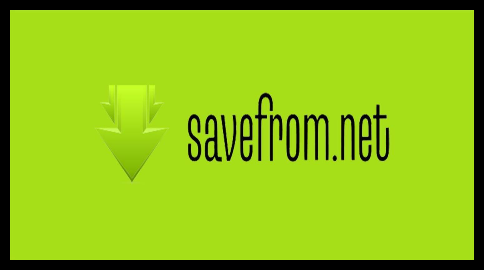 Картинка SaveFrom.net