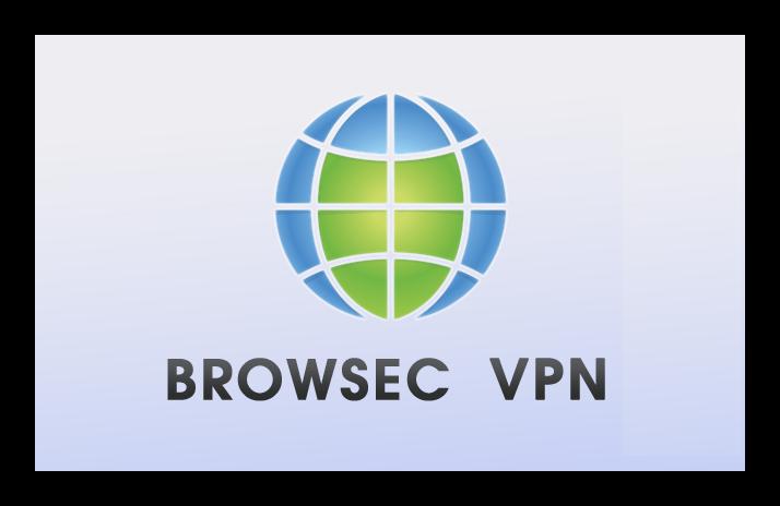Логотип Browsec VPN