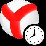 Как настроить время в браузере Яндекс