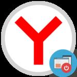 Как отключить сохранение истории в Яндекс.Браузере