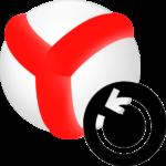 Как перезапустить Яндекс Браузер