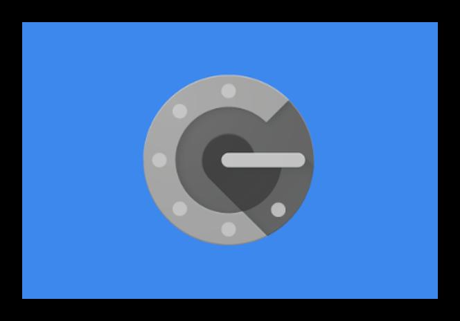 Картинка Google Authenticator